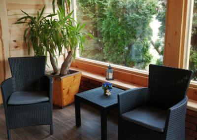 Strefa relaksu - relaks na Mazurach - dom całoroczny